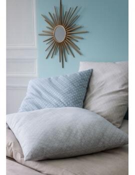 Coussin - 60 x 60 cm - Faïence - Différents coloris