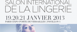 Salon international de la lingerie janvier 2013