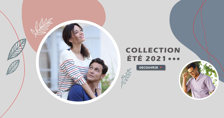 Nouvelle collection été 2021