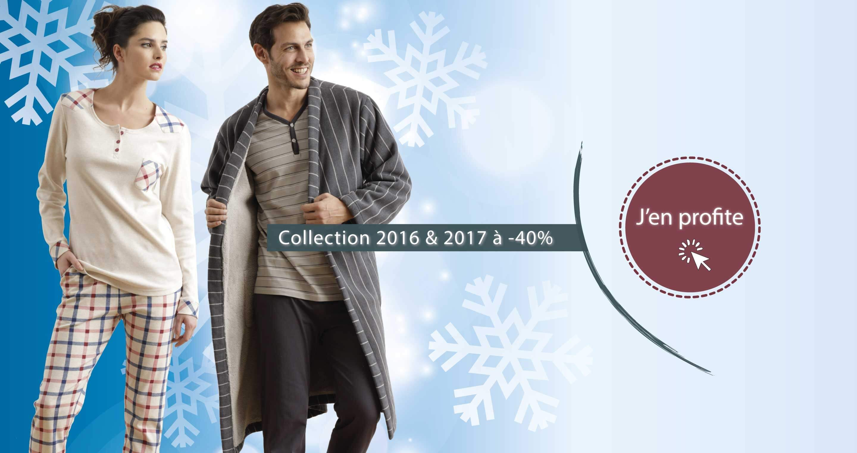-50% sur la collection hiver 2017